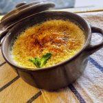 Recette crème brulée vegan végétale