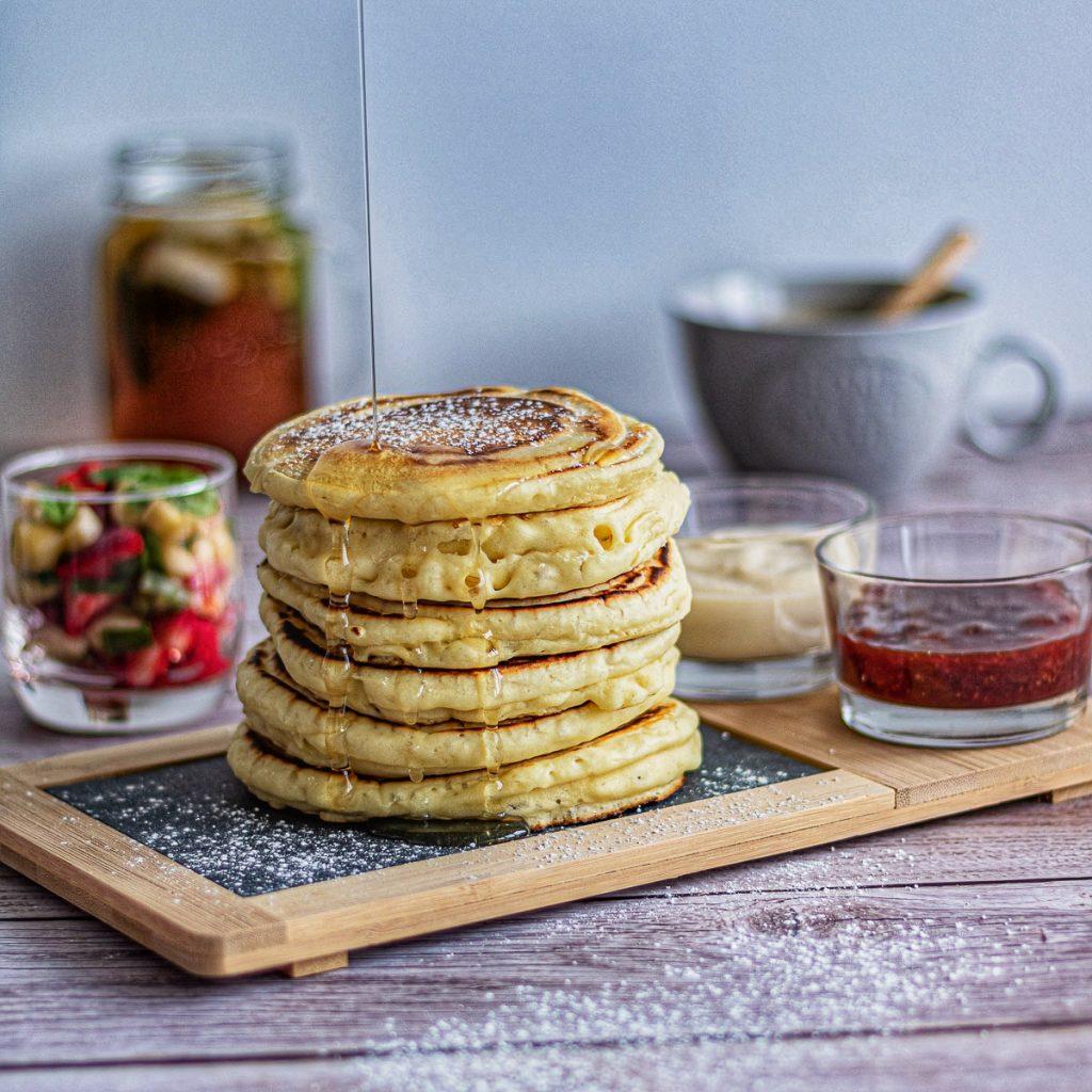 Recette pancakes vegan facile et rapide