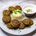 Recette palets de lentilles vegan et riz long grain