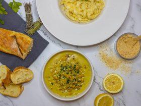 Recette sauce au vin jaune vegan végé
