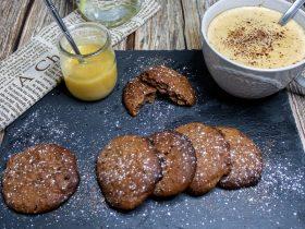 Recette cookies moelleux chocolat/banane