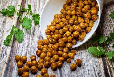 Recette pois chiches croustillants chips