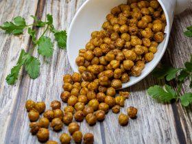 Recette pois chiches croustillants