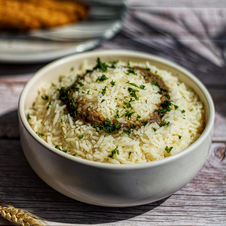 Recette sauce aux champignons express riz