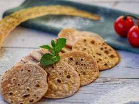 Recette indienne de chapati vegan